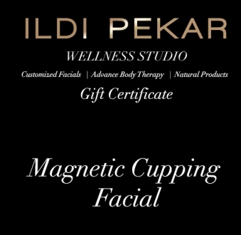 Magnetic-Cupping Facial